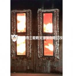 防火玻璃门窗1