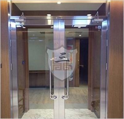 Fireproof glass door and window