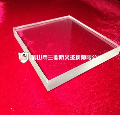 Fire-resistant glass 21