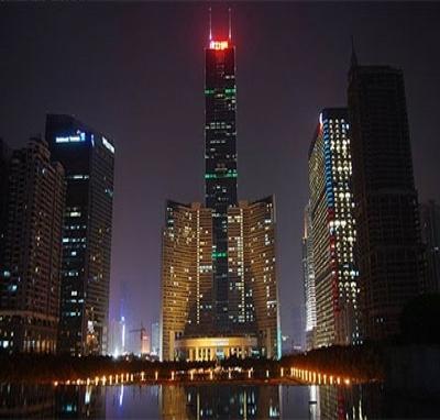 Citic tower, guangzhou