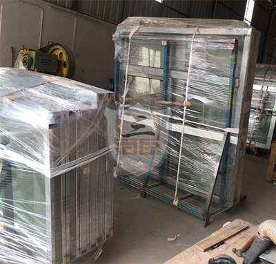Fireproof glass doors and Windows 4