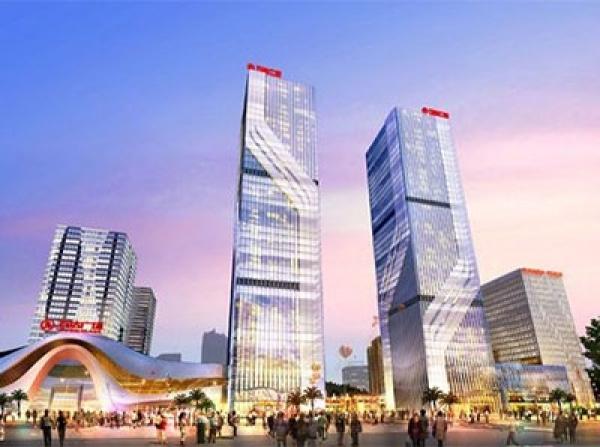 Jiangmen wanda plaza